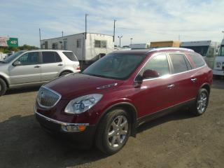 Used 2010 Buick Enclave 2010 Buick Enclave - AWD 4dr CXL w-1XL for sale in Mississauga, ON