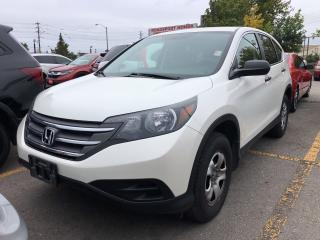 Used 2014 Honda CR-V LX, AWD, excellent condition for sale in Toronto, ON