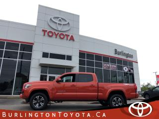 Used 2017 Toyota Tacoma TRD Sport for sale in Burlington, ON