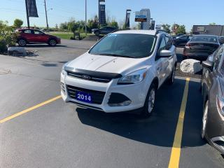 Used 2014 Ford Escape SE - 4WD for sale in Guelph, ON