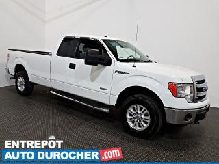 Used 2013 Ford F-150 XLT 4X4 Automatique - A/C - Groupe Électrique for sale in Laval, QC