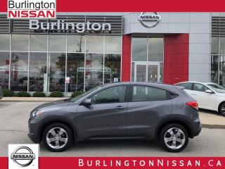 Used 2018 Honda HR-V LX, ACCIDENT FREE, 1 OWNER ! for sale in Burlington, ON