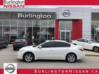 Used 2012 Nissan Altima 3.5 SR, NAVIGATION for sale in Burlington, ON