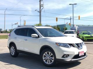 Used 2016 Nissan Rogue SV**AWD**NAV**Panoroof**Blind Spot** for sale in Mississauga, ON