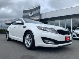 Used 2012 Kia Optima LX+ BT Stereo HEATED SEATS Panoramic SUNROOF for sale in Langley, BC