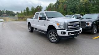 Used 2016 Ford F-250 Super Duty SRW Xlt 6.7 V8 Diesel 4x4 Reverse Camera for sale in Midland, ON