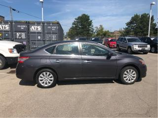 Used 2014 Nissan Sentra 2014 Nissan Sentra - 4dr Sdn CVT S for sale in St. Catharines, ON
