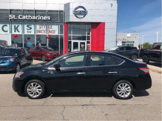 Used 2015 Nissan Sentra Off Lease for sale in St. Catharines, ON