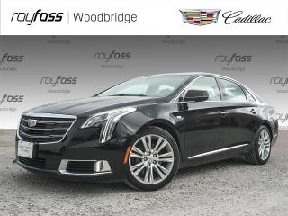 Used 2018 Cadillac XTS Luxury AWD, SUNROOF, BOSE, VENTED SEATS for sale in Woodbridge, ON