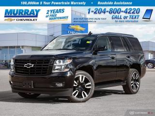 Used 2020 Chevrolet Tahoe Premier for sale in Winnipeg, MB