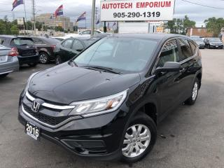 Used 2016 Honda CR-V AWD Backup Camera/Htd Seats/Bluetooth&GPS* for sale in Mississauga, ON