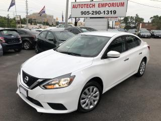 Used 2018 Nissan Sentra Automatic Backup Camera/Bluetooth/Cruise&GPS* for sale in Mississauga, ON