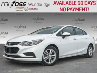 Used 2016 Chevrolet Cruze LT BOSE, SUNROOF, BACKUP CAM for sale in Woodbridge, ON