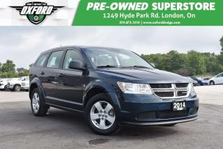 Used 2014 Dodge Journey CVP/SE Plus - Low Kms, Very Clean, Well Maintained for sale in London, ON