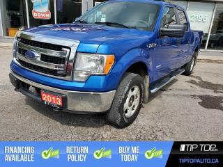 Used 2013 Ford F-150 XLT ** 3.5L V6 Turbo, Super Crew, Clean CarFax ** for sale in Bowmanville, ON