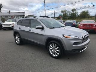 Used 2014 Jeep Cherokee Limited 4WD for sale in Truro, NS