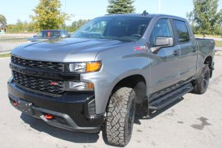 Used 2020 Chevrolet Silverado 1500 Custom Trail Boss for sale in Carleton Place, ON