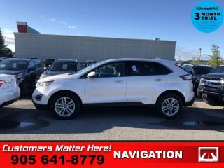 Used 2016 Ford Edge SEL  NAV LEATHER  ROOF  B/U CAM P/SEATS for sale in St. Catharines, ON