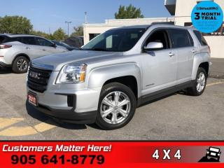 Used 2017 GMC Terrain SLE-1  AWD CAM BT 7