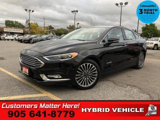 Used 2018 Ford Fusion Titanium  HYBRID NAV LEATH ROOF CAM for sale in St. Catharines, ON
