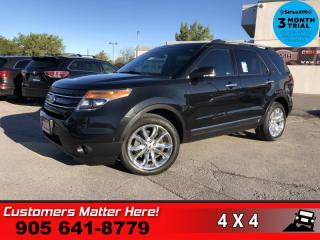 Used 2015 Ford Explorer Limited  NAV CS PANO LEATH P/SEATS P/GATE for sale in St. Catharines, ON