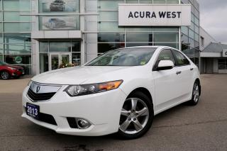 Used 2013 Acura TSX sold for sale in London, ON