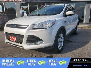 Used 2015 Ford Escape SE ** Clean Carfax, Bluetooth, Heated Seats ** for sale in Bowmanville, ON