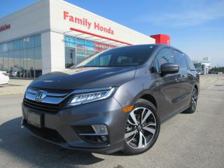 Used 2019 Honda Odyssey Touring | SAVE BIG! | CRAZY INCETIVES! for sale in Brampton, ON