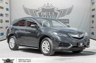 Used 2016 Acura RDX Tech Pkg, NO ACCIDENT, AWD, NAVI, BACK-UP CAM, LANE DEP for sale in Toronto, ON