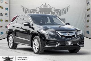 Used 2016 Acura RDX Tech Pkg, AWD, NAVI, BACK-UP CAM, SUNROOF, LANE DEP for sale in Toronto, ON