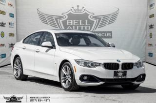 Used 2015 BMW 4 Series 428i xDrive, AWD, NO ACCIDENT, NAVI, BACK-UP CAM, SENSORS for sale in Toronto, ON