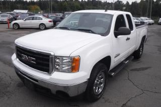 Used 2010 GMC Sierra 1500 Nevada Edition Extended Cab 6.5 Foot Box 4WD for sale in Burnaby, BC