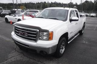 Used 2012 GMC Sierra 1500 SL Extended Cab 6.5 Foot Box 2WD for sale in Burnaby, BC