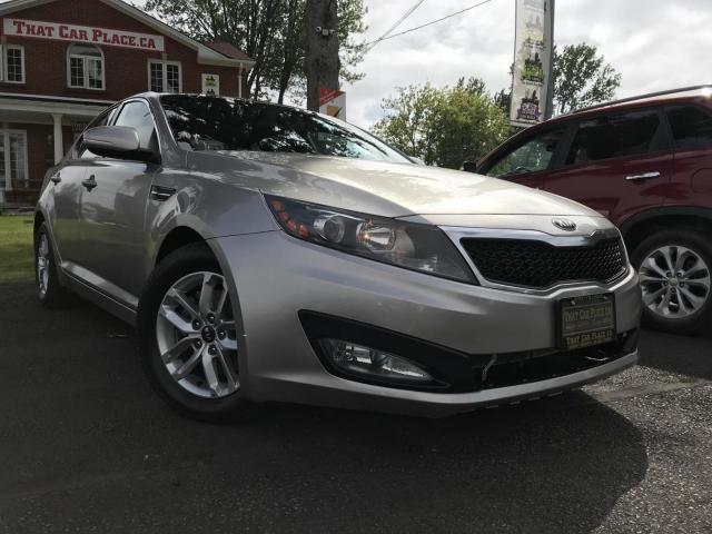 2013 Kia Optima Heated Seats-Sunroof-Alloy wheels-Power driver seat-Power windows-Remote keyless entry-Steering wheel mounted audio controls.