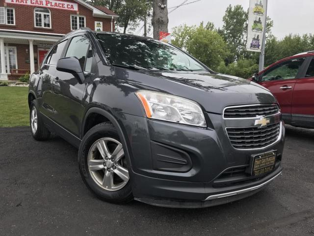 2014 Chevrolet Trax 2LT FWD Alloys-Pwr St-Ht St-Pwr Window-Pwr Roof-Reverse Camers