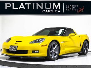 Used 2012 Chevrolet Corvette Grand SPORT, 430HP, 6 Speed for sale in Toronto, ON