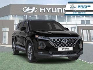 Used 2019 Hyundai Santa Fe 2.4L Preferred w/Dark Chrome Accent AWD  - $187 B/W for sale in Brantford, ON