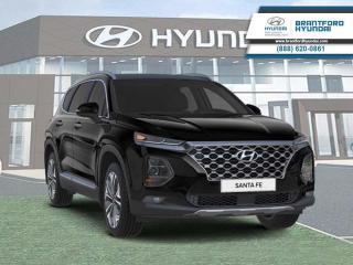 Used 2019 Hyundai Santa Fe 2.4L Preferred w/Dark Chrome Accent AWD  - $187 B/W for sale in Brantford, ON