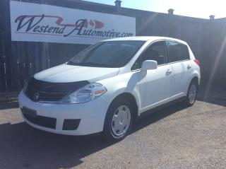 Used 2011 Nissan Versa 1.8 S for sale in Stittsville, ON