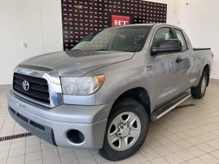 Used 2009 Toyota Tundra SR5 for sale in Terrebonne, QC
