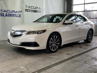 Used 2015 Acura TLX SH-AWD ** TECHNOLOGIE ** for sale in Blainville, QC