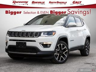 New 2020 Jeep Compass LIMITED for sale in Etobicoke, ON