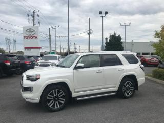 Used 2018 Toyota 4Runner 2018 Toyota 4Runner - LIMITED, NAVIGATION for sale in St-Hubert, QC