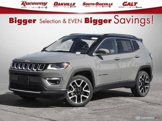 Used 2020 Jeep Compass LIMITED for sale in Etobicoke, ON