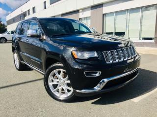 Used 2014 Jeep Grand Cherokee Summit V8  ENS. REMORQUAGE for sale in Ste-Marie, QC