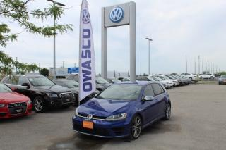 Used 2017 Volkswagen Golf R 2.0 TSI for sale in Whitby, ON