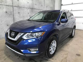Used 2019 Nissan Rogue SV AWD TOIT OUVRANT APPLE CAR CRUISE ADAPTATIF CAMERA DE RECUL ANGLE MORT VOLANT ET SIEGES CHAUFFANTS for sale in Lévis, QC