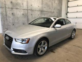 Used 2014 Audi A5 Komfort QUATTRO AWD TOIT SIEGES CHAUFFANTS for sale in St-Nicolas, QC