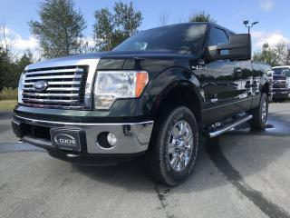 Used 2012 Ford F-150 XLT 4X4, V6 3.5L ÉCOBOOST for sale in Vallée-Jonction, QC
