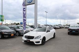 Used 2014 Mercedes-Benz C-Class C350 4MATIC for sale in Whitby, ON
